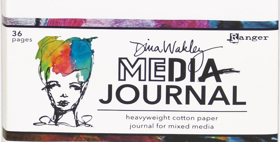 Dina Wakely White Journal
