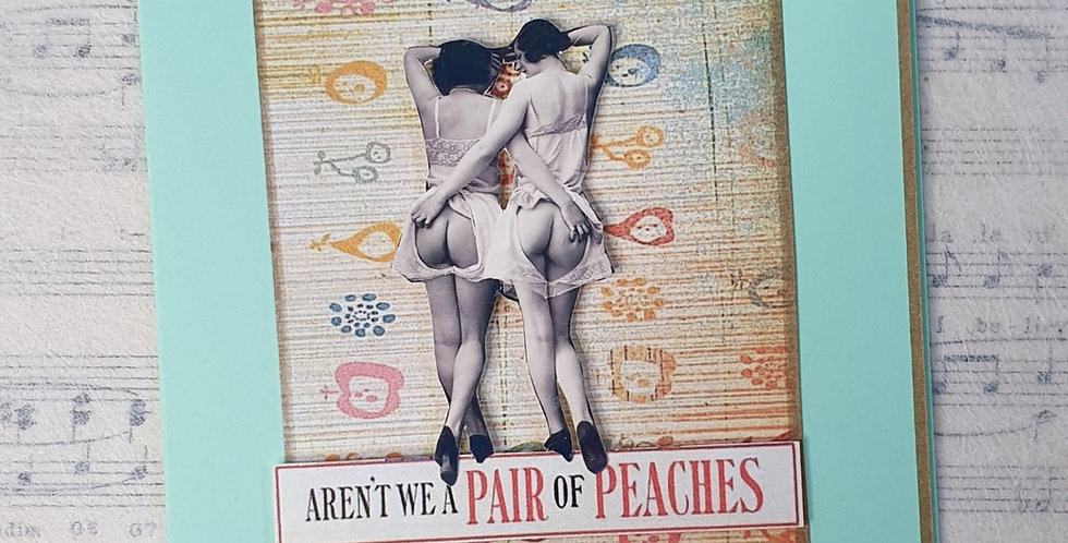 A Pair of Peaches