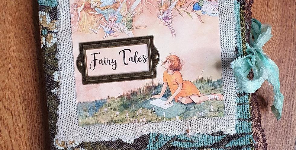 Fairy Tales Junk Journal