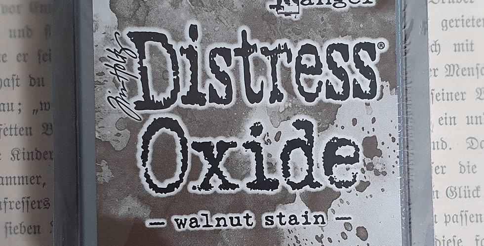 Distress Oxide - Walnut Stain