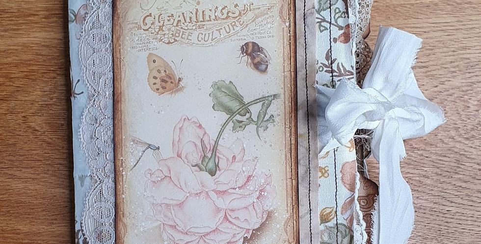 The Bee Keepers Junk Journal