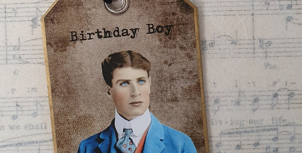 Birthday Boy