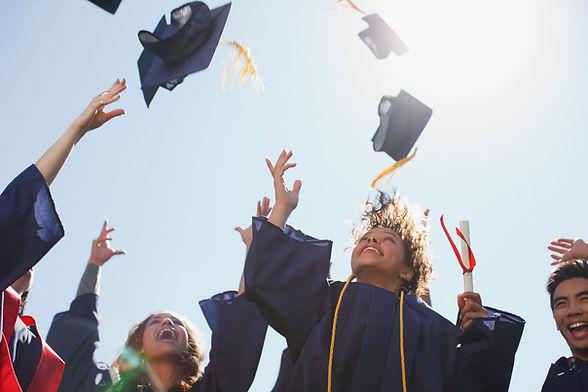 Cerimonia di laurea