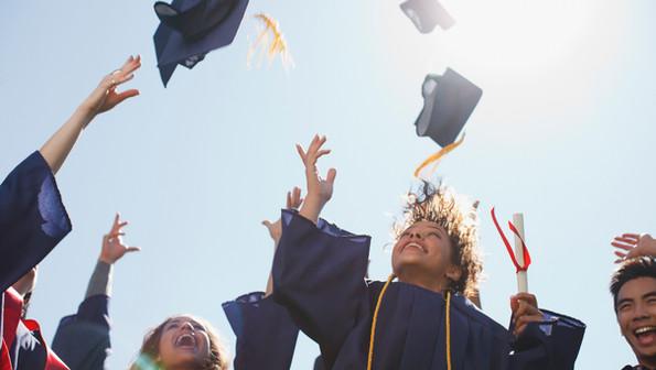 Congrats Grads and Candidates!