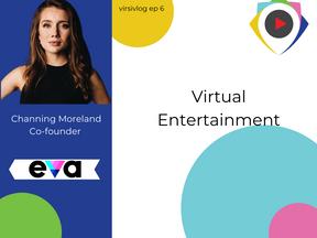 Virtual Entertainment with eva - virsivlog ep 6