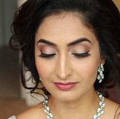 Post bridal hair and makeup