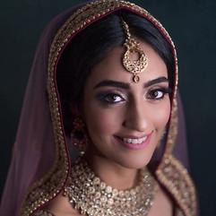asian bridal hair and makeup