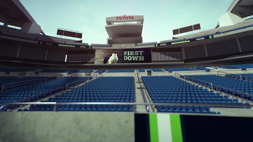 SH 3D Stadium