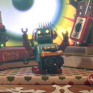 VR Robots 360