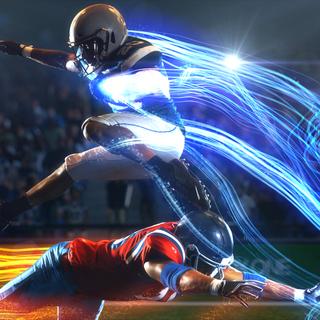 Microsoft Retail - American Football Video Wall Series