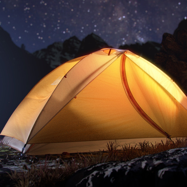 REI - Tent Visualizer VR Experience