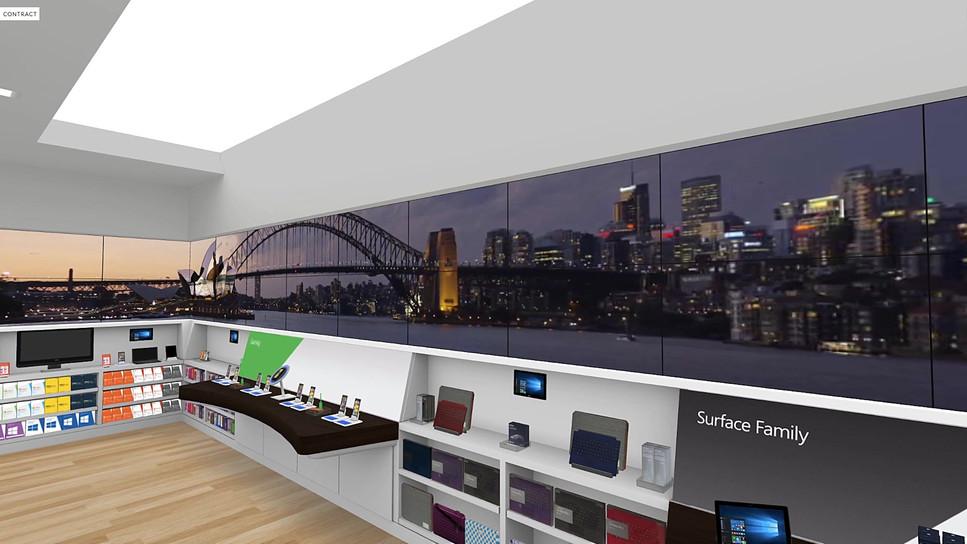 MS 3D Store