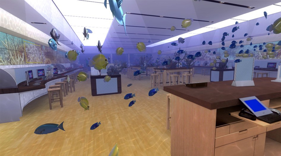 Great Barrier Reef VR Experience