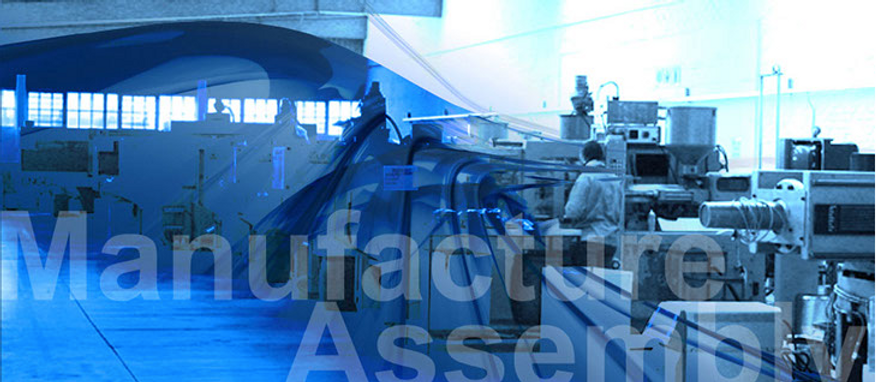 Plastic Manufacturing and Assembly