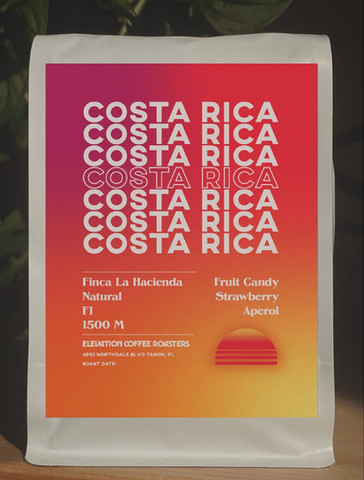 Costa Rica Natural F1