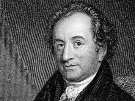 Johann W.  Goethe vs Isaac Newton