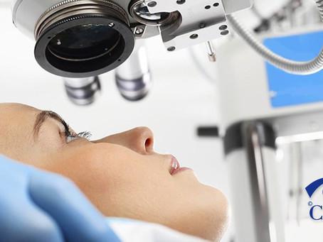 Quando é indicada a cirurgia refrativa?