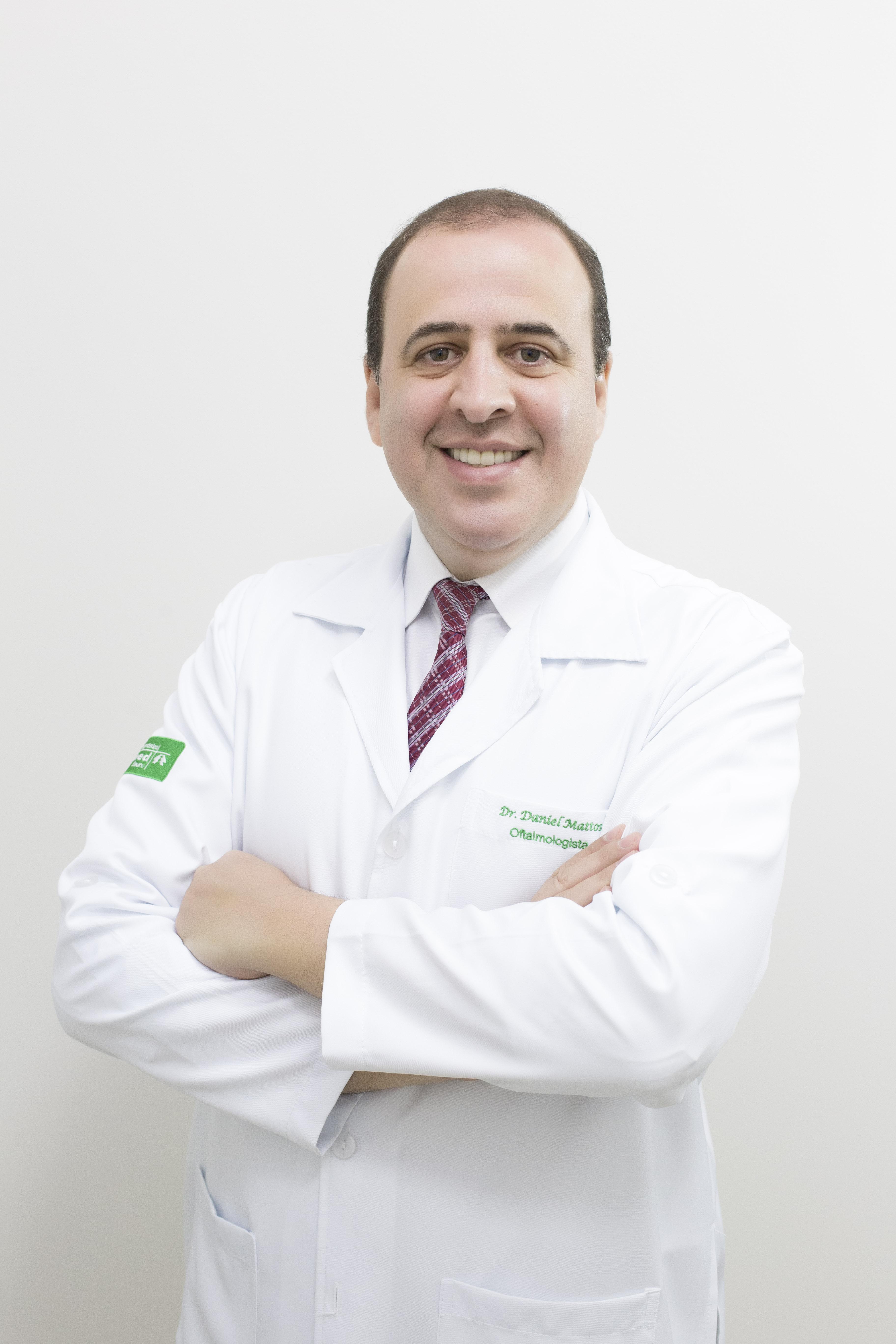 Dr Daniel Luis Mattos Silva