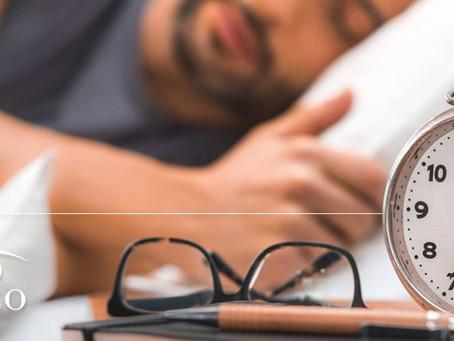 Poucas horas de sono podem prejudicar a visão?