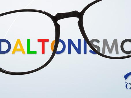 Daltonismo: tipos e causas