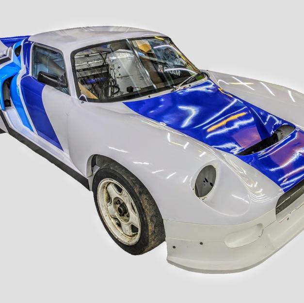 Darrian Race Car