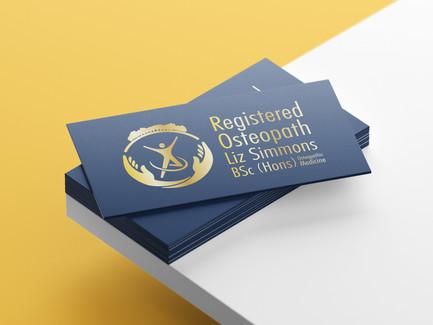 Liz Simmons - Registered Osteopath
