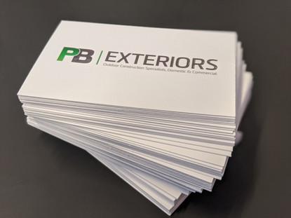 PB EXTERIORS
