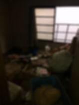 回収前のお部屋2