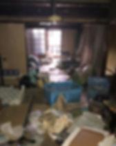 回収前のお部屋1