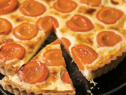 Recipe: Apricot Flan (Wähe)