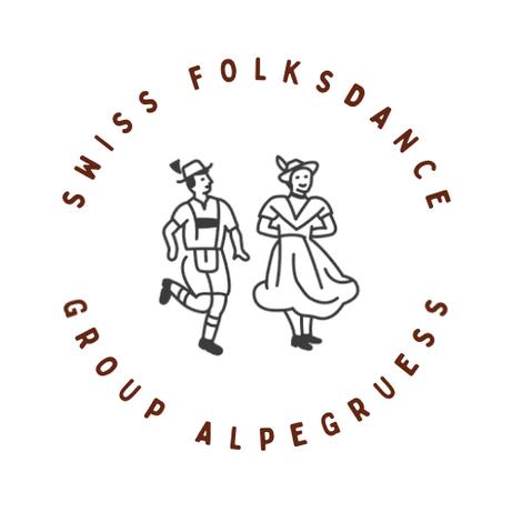 Swiss Folksdance Group Alpegruess