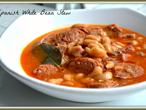 Recipe: Chorizo and Cannellini Bean Ragù