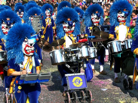The History of the Basler Fasnacht