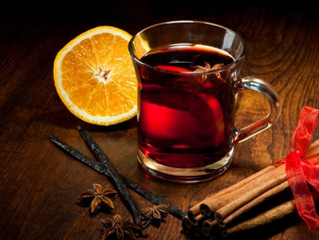 Recipe: Traditional Glühwein