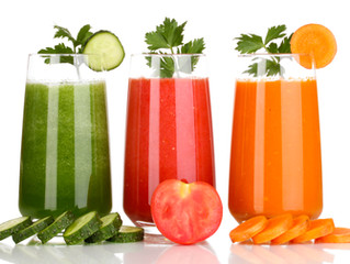 Culi-Temp Corner: Juice Truths, Health or Hype?