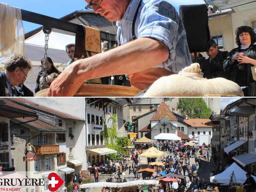The History of Cheese in Switzerland