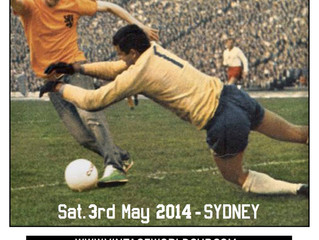 Friendly Vintage World Cup Football Tournament in Sydney