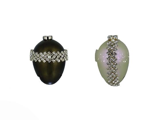 Ebony or Ivory Jewels