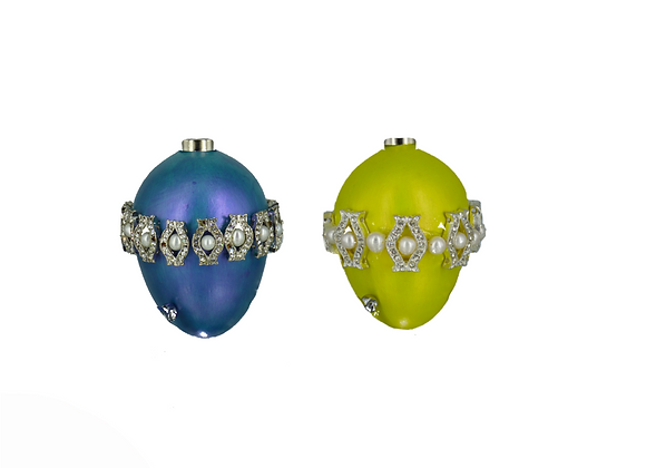 Fairy Tale Blue or Yellow Jewels