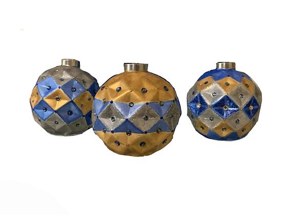 Harlequin Trio Jewels
