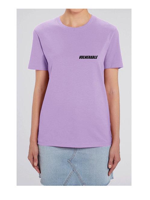 Vulnerable / Lavender