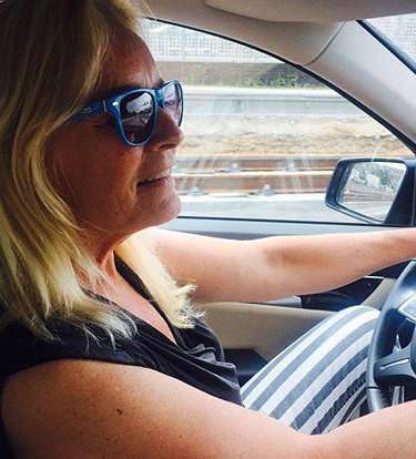 Mama Linnet drøner mod Skive ✊🏾 #anneli