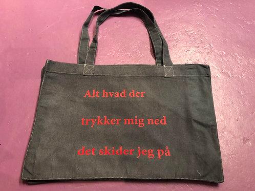 Brøgger citat tote bag