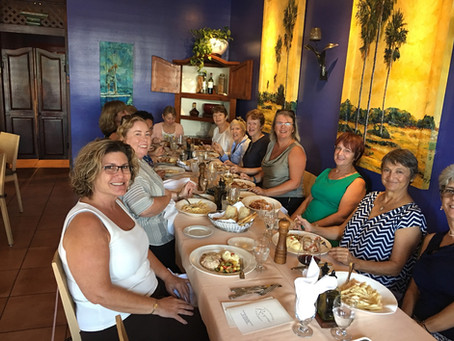 Dine Out with the ILC in September