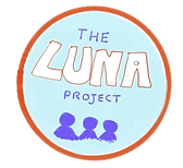The LUNA Project UK logo