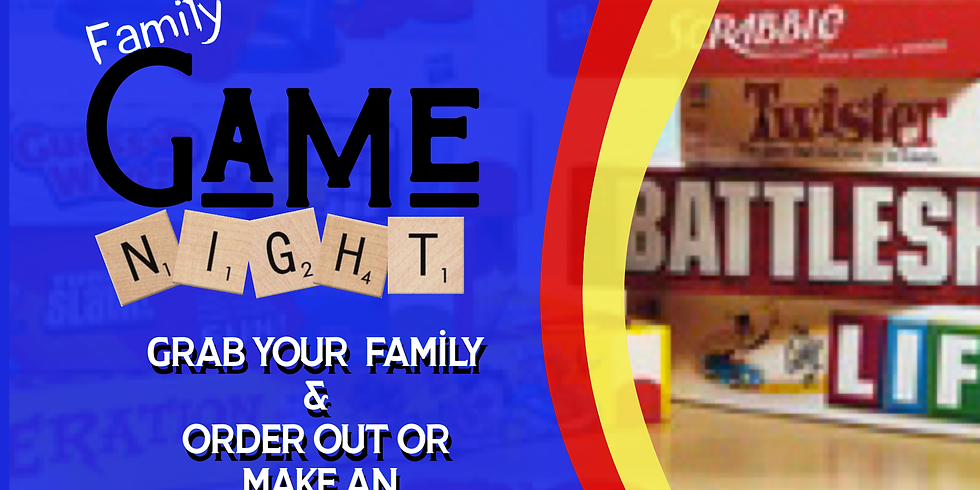 Virtual Family Game Night