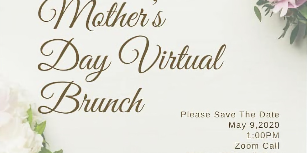 Mother's Day Virtual Brunch