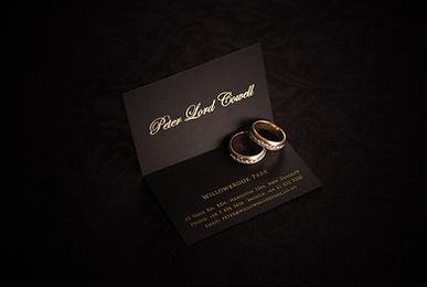 Peter Wedding Card Sepia Spot Pro Web.jp