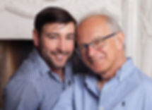 A couple's photo of Peter & David Lord Cowell