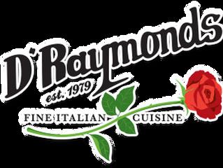 D'Raymonds Restaurant new website launches